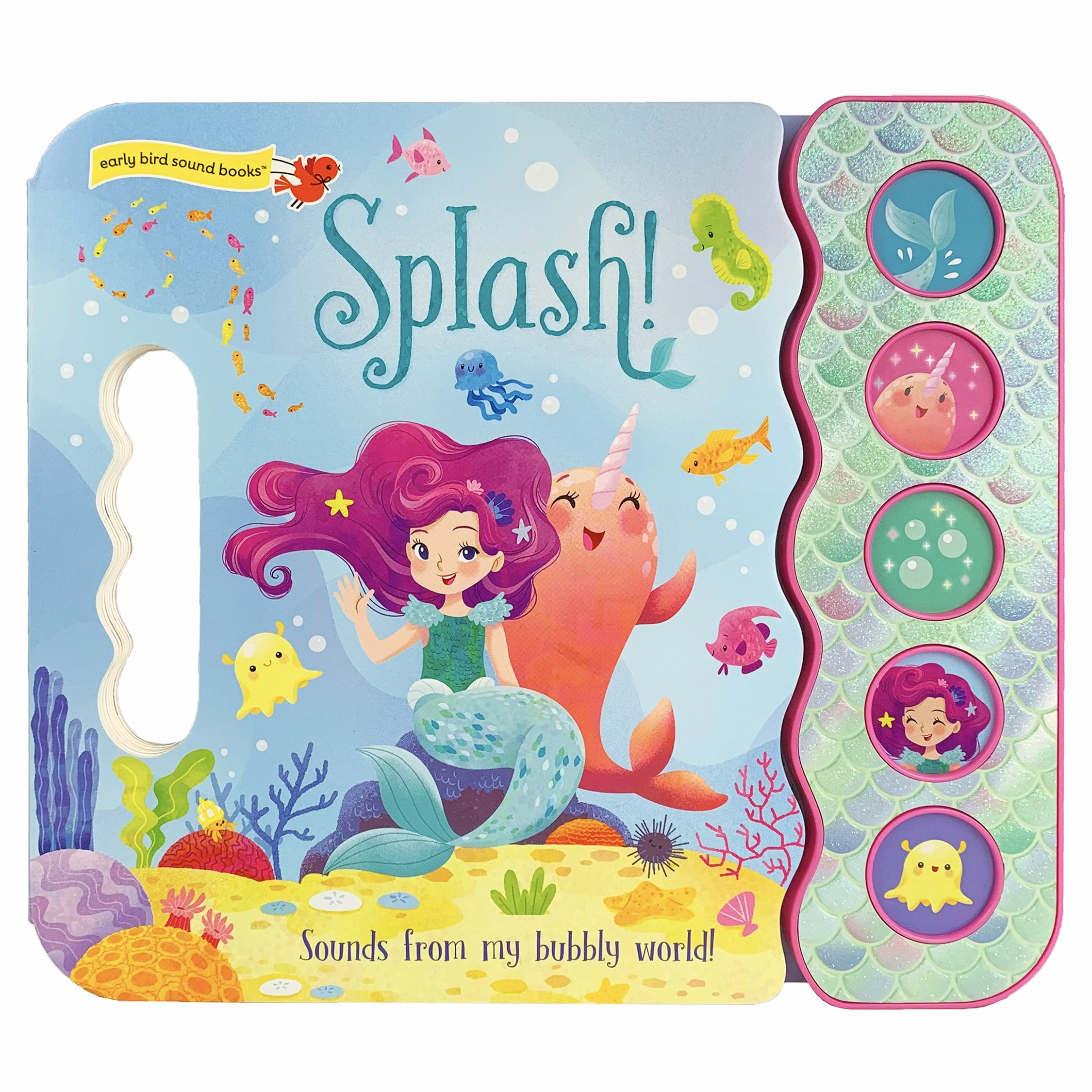 Splash! Board Book