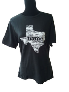 Black Texas Home Shirt