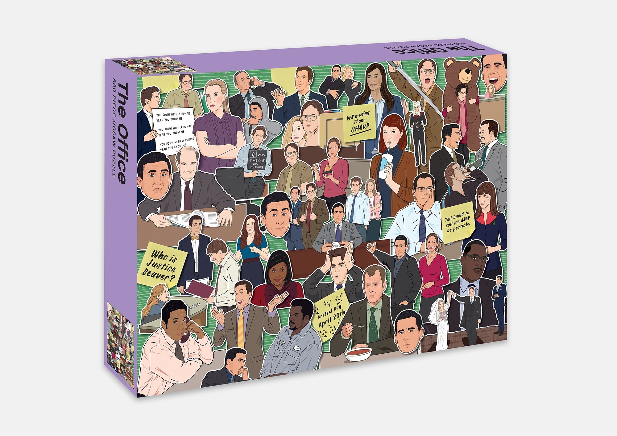 The Office Jigsaw Puzzle