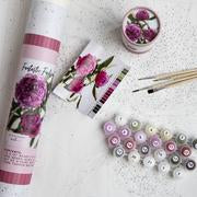 Fantastic Fuchsia Paint by Number Kit