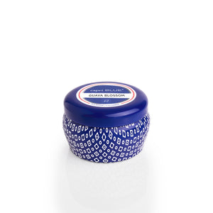 Guava Blossom Blue Signature Mini Tin, 3 oz