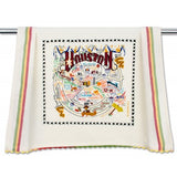 Houston Dish Towel