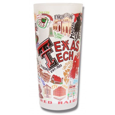 Texas Tech University Catstudio Glass