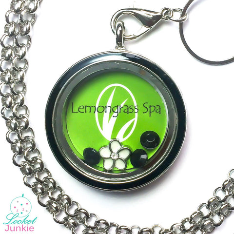 Lemongrass Spa Deluxe Locket