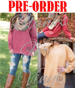 SWEATSHIRT TUNICS