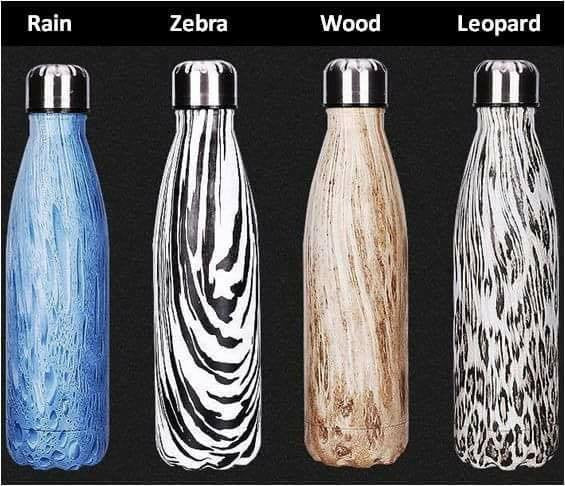 DOUBLE INSULATED BOTTLES