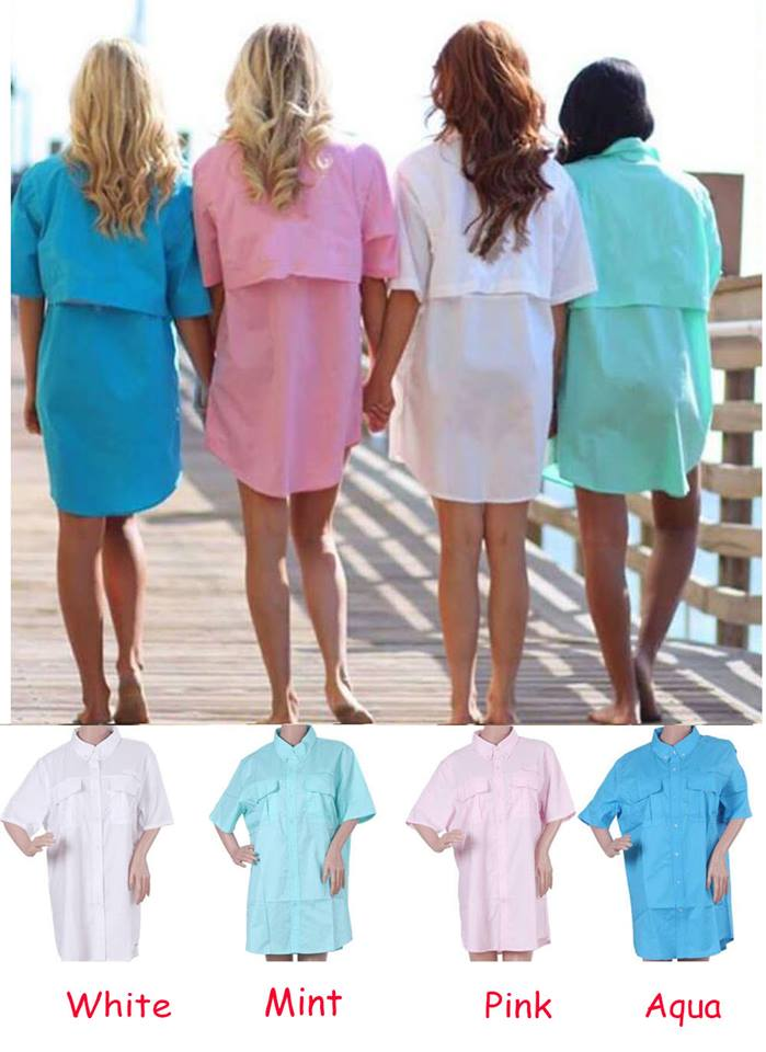 VENTED BAHAMA SHIRT