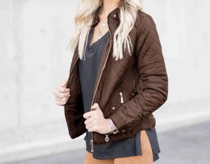Cool Breeze Quilted Jackets