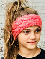 KNIT HEADBANDS - YOUTH