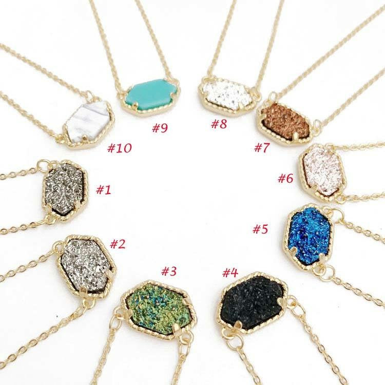 DRUZY INSPIRED NECKLACES