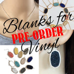 NEW DRUZY INSPIRED NECKLACE & EARRINGS