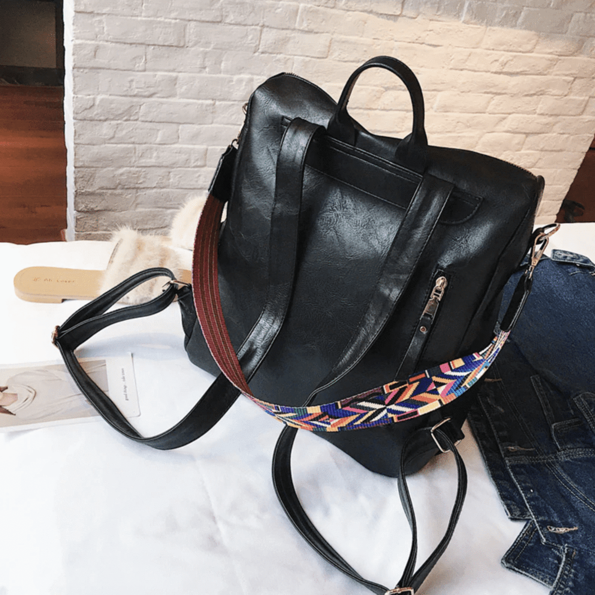 JANE MULTIPURPOSE BACKPACK BAG