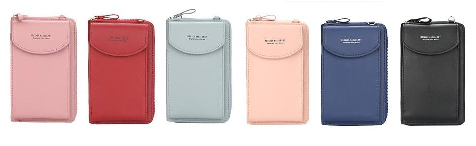 CROSS BODY PHONE WALLET