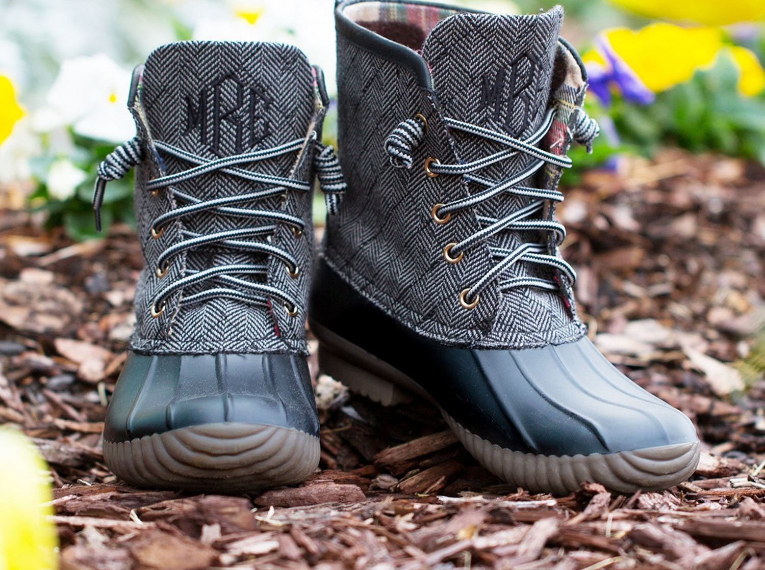 DUCK BOOTS (2)