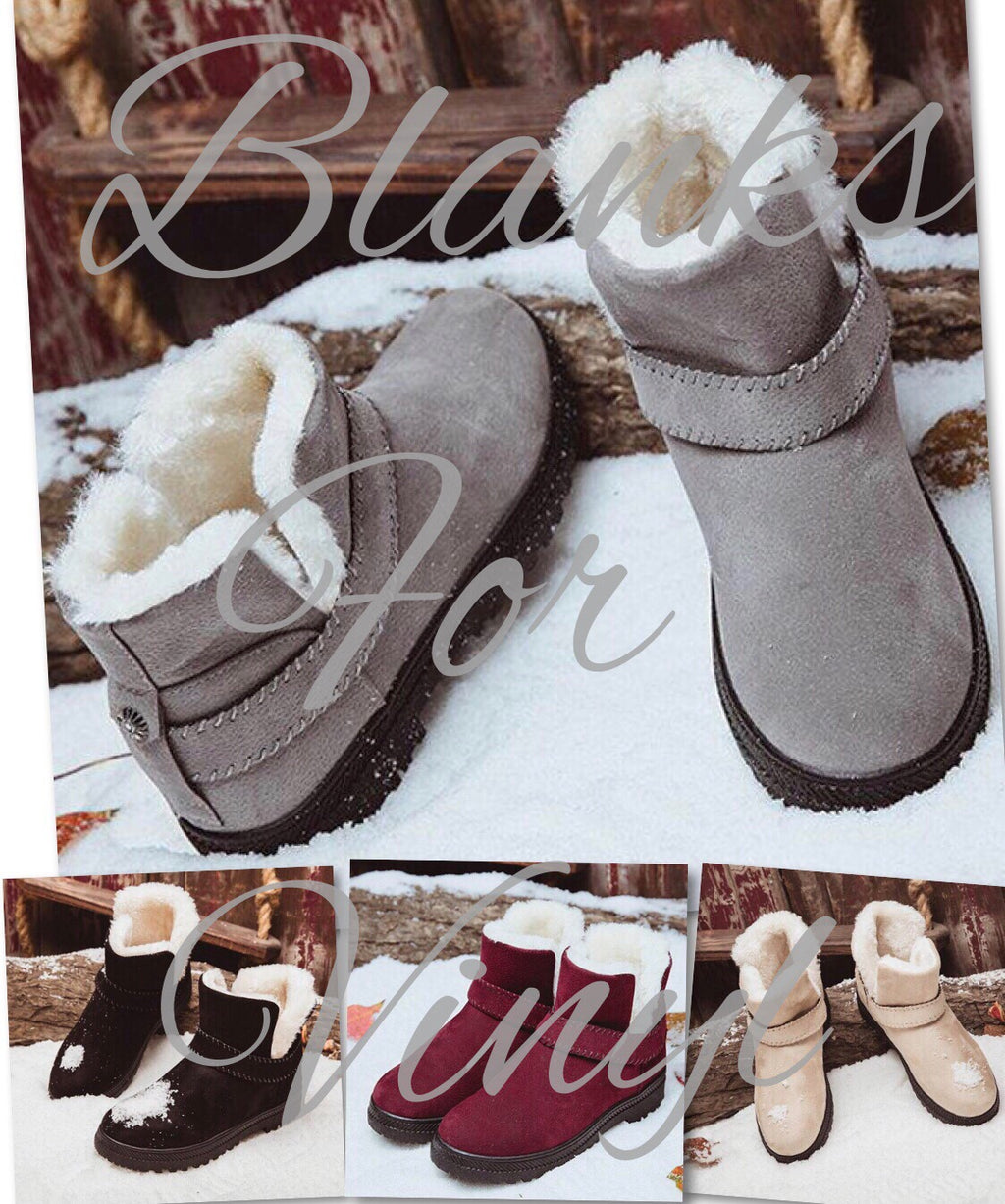 SNOW ANGEL WINTER BOOTIES (3)