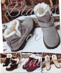 SNOW ANGEL WINTER BOOTIES