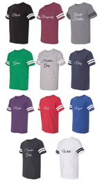 GAMEDAY VARSITY TEES - SHORT SLEEVE