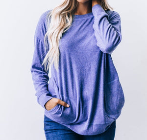 DREAMY POCKET SHIRT