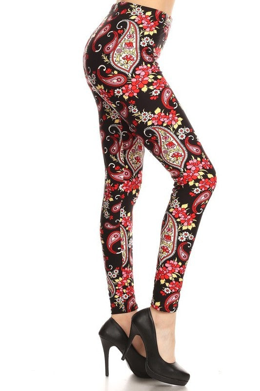 PATTERNED LEGGINGS *Several Patterns""