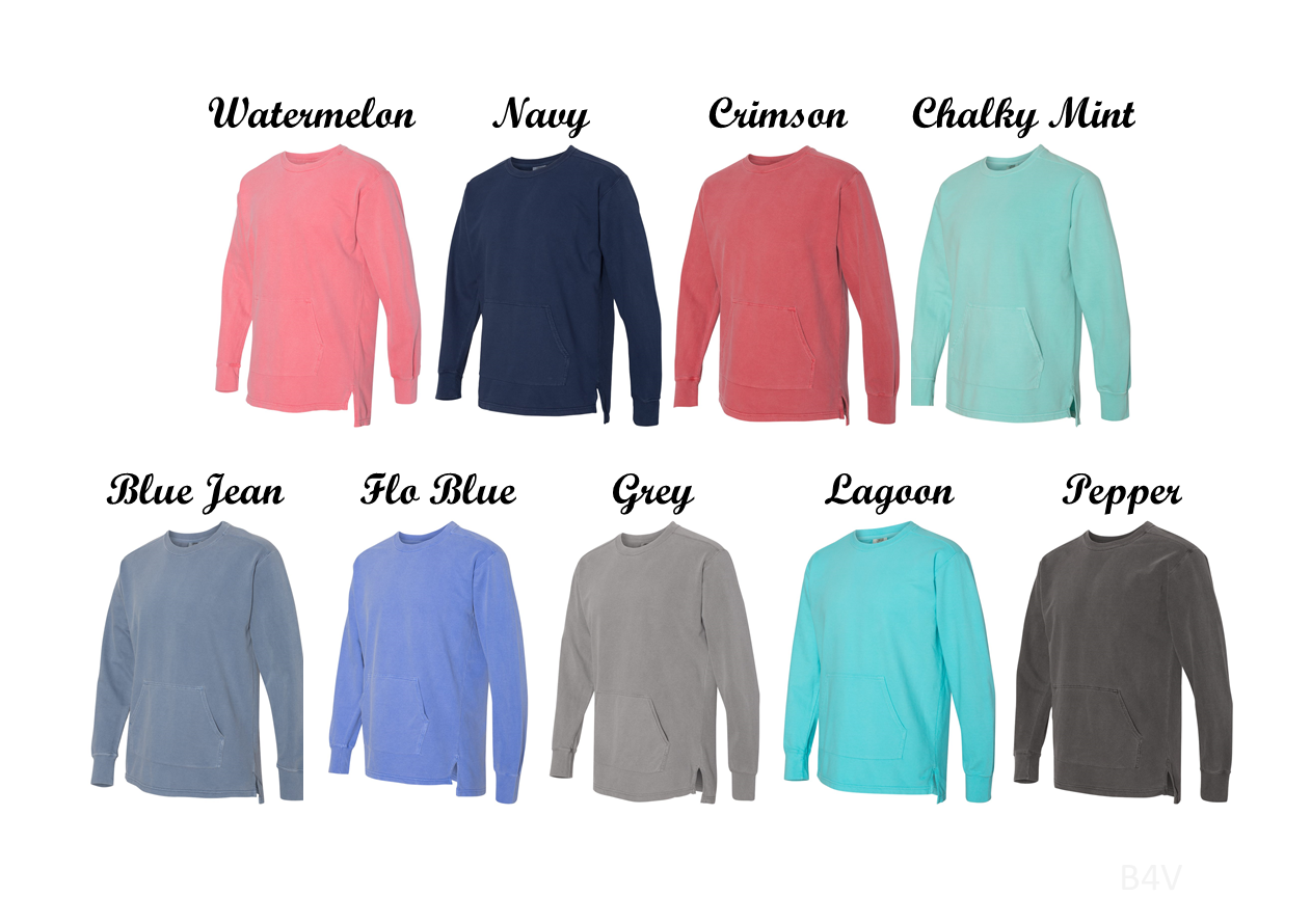 CC FRENCH TERRY TUNIC