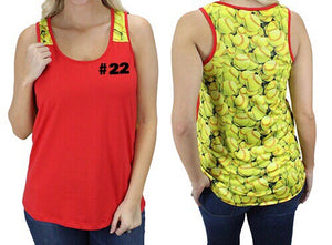 BASEBALL AND SOFTBALL TANK TOPS