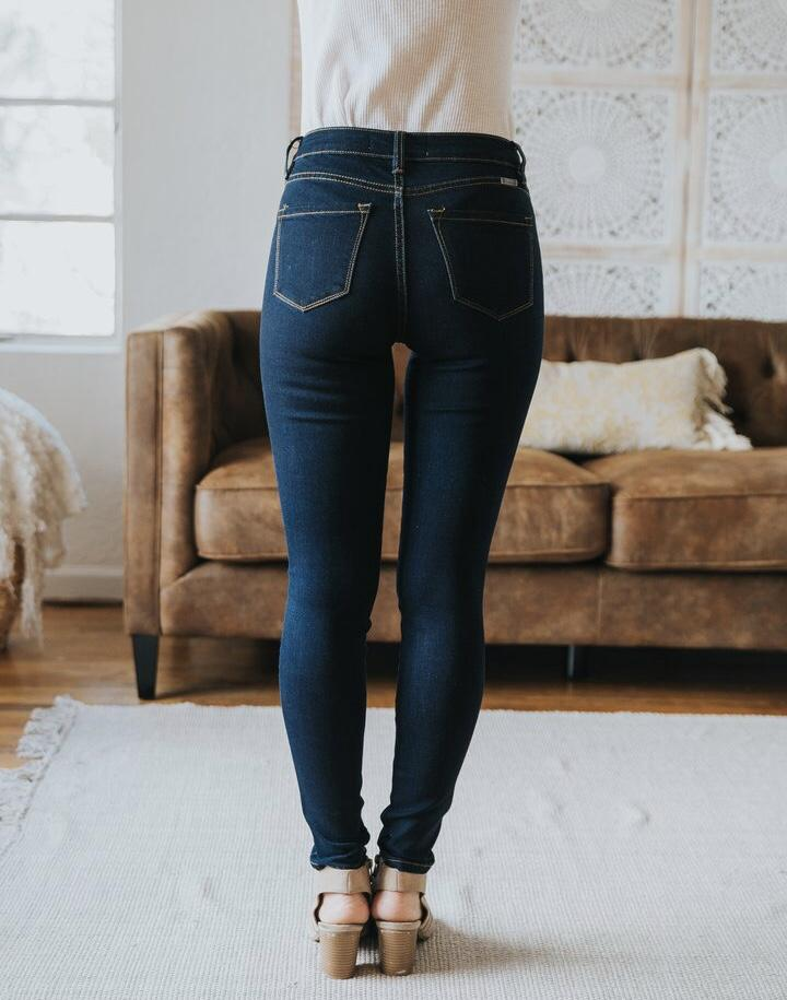 KC Classic Skinny Jeans