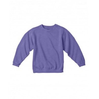 COMFORT COLORS YOUTH SWEATSHIRT DESTASH