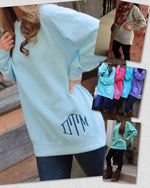 CC TUNIC SWEATSHIRT