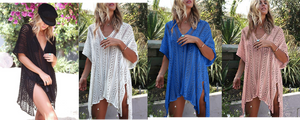 SWIM SUIT COVER UPS