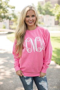 CC LADIES FIT SWEATSHIRT