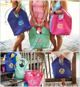 SUMMER JUTE TOTES