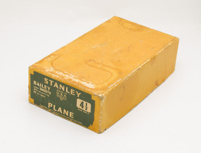 Awesome SWEETHEART Box for STANLEY NO. 4 1/2 Smooth Plane