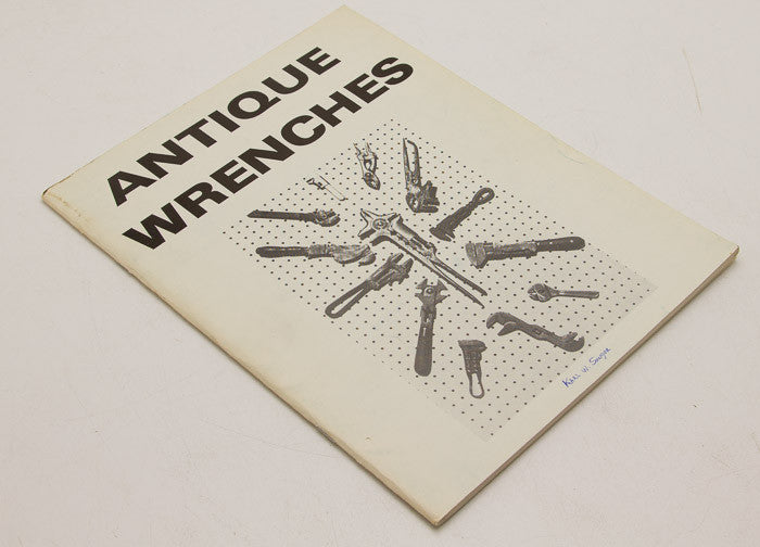 Book ANTIQUE WRENCHES