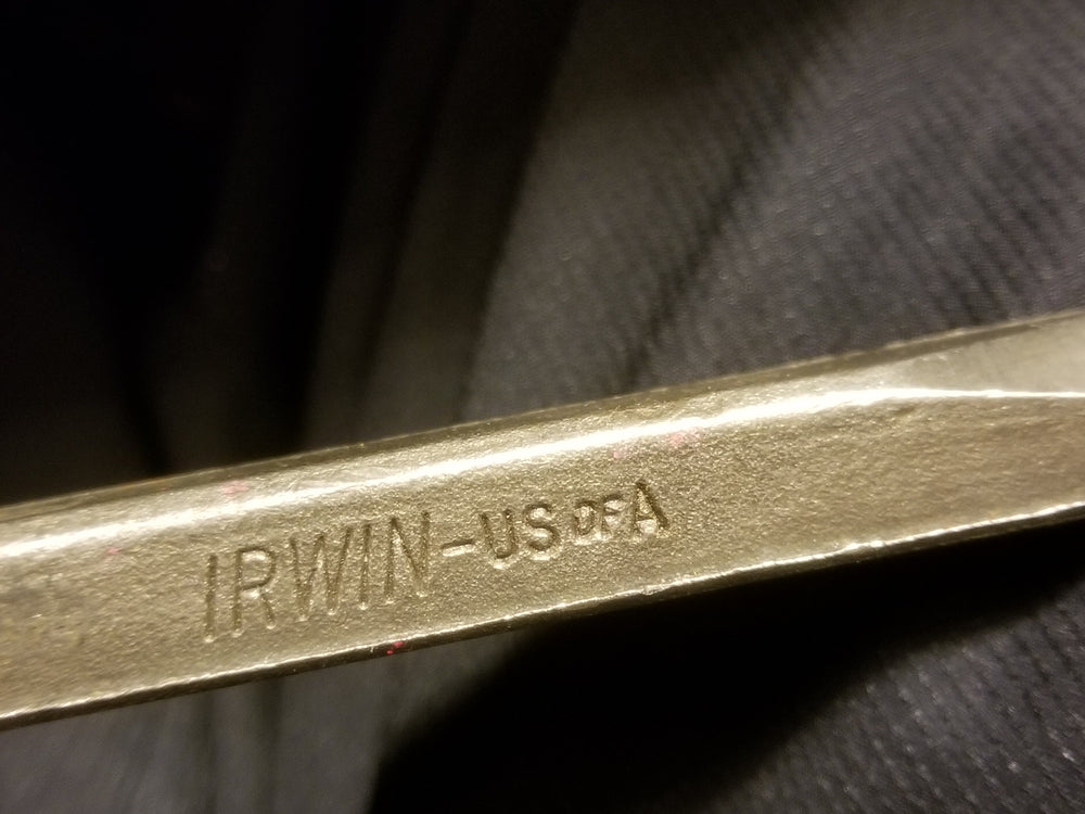 Massive! IRWIN Solid Shank Heavy Duty Screwdriver NEW OLD STOCK -- 92264M