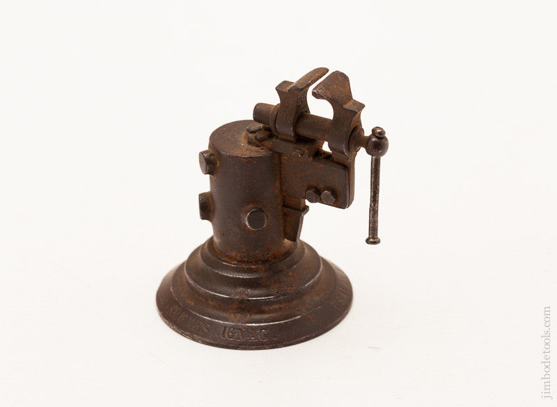 Miniature Hungarian Blacksmith's Vise