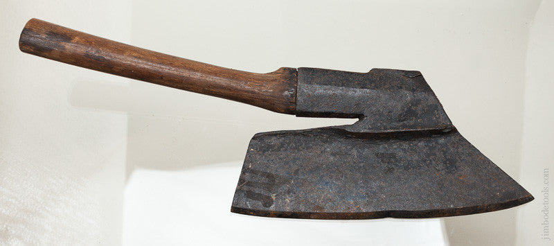 STALLER WEIN Goosewing Axe