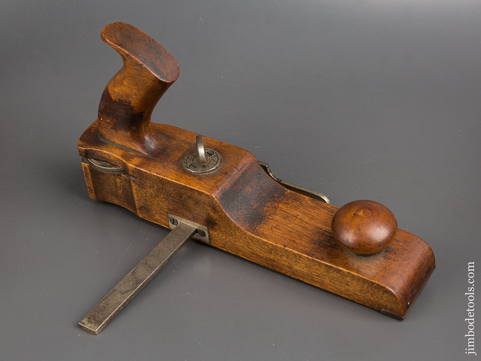 Fantastic KINNEY'S PATENT Gauge Ripping Plane - 42412