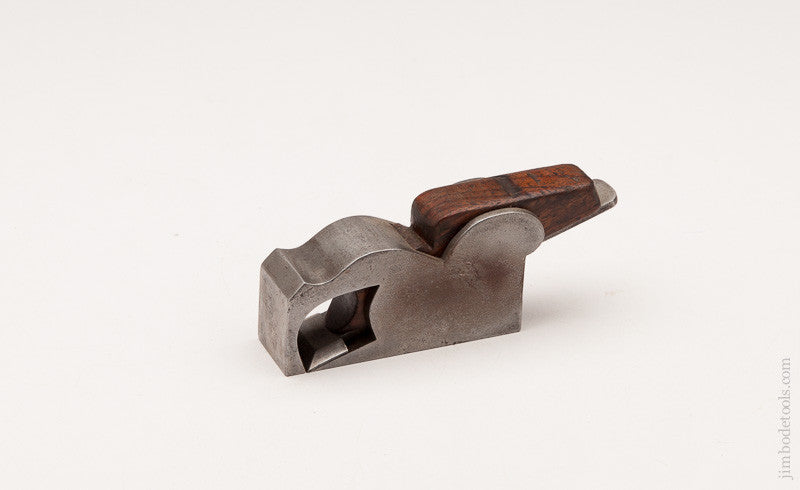 Fine Infill Bull Nose Shoulder Plane by H. SLATER MEREDITH ST. CLERKENWELL LONDON