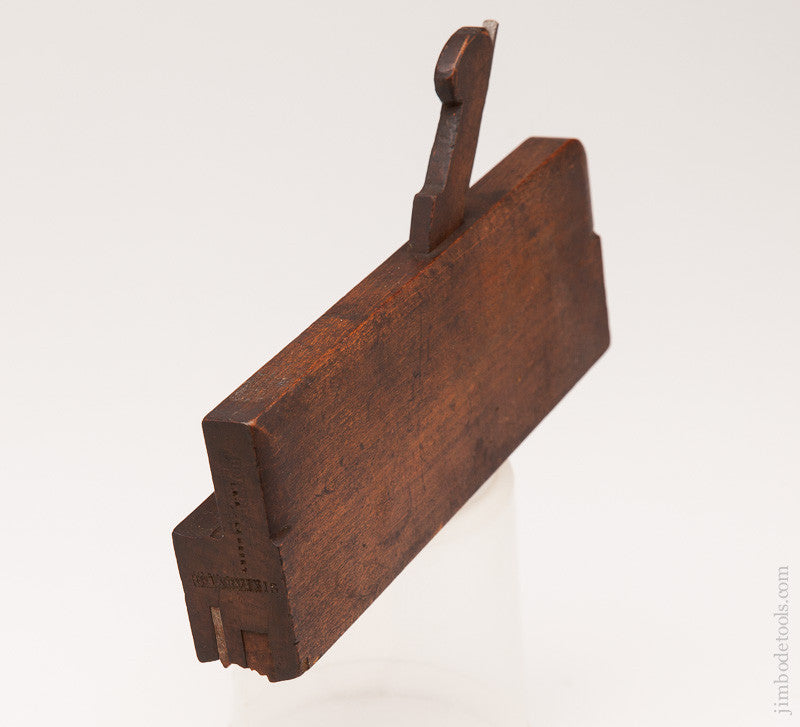 Extra-Fine Crispy Complex Moulding Plane by GRIFFITHS NORWICH circa 1803-1958