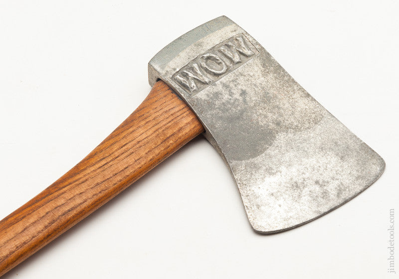 Aluminum WOODMAN OF THE WORLD Parade Axe