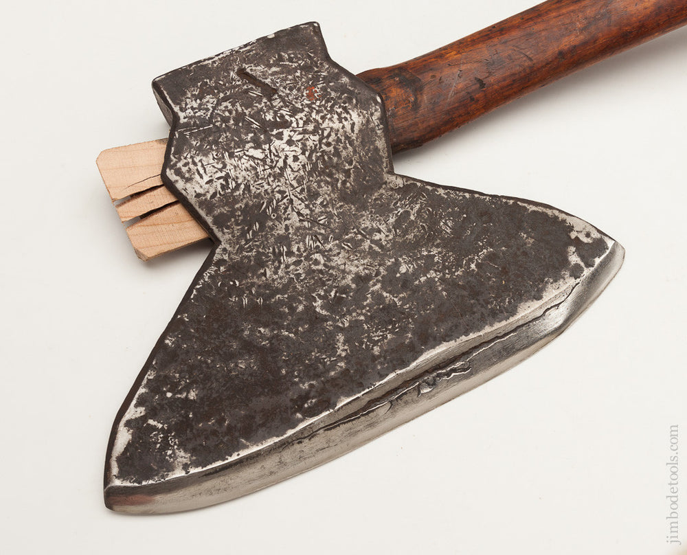 Early Re-Bitted Offset Broad Axe