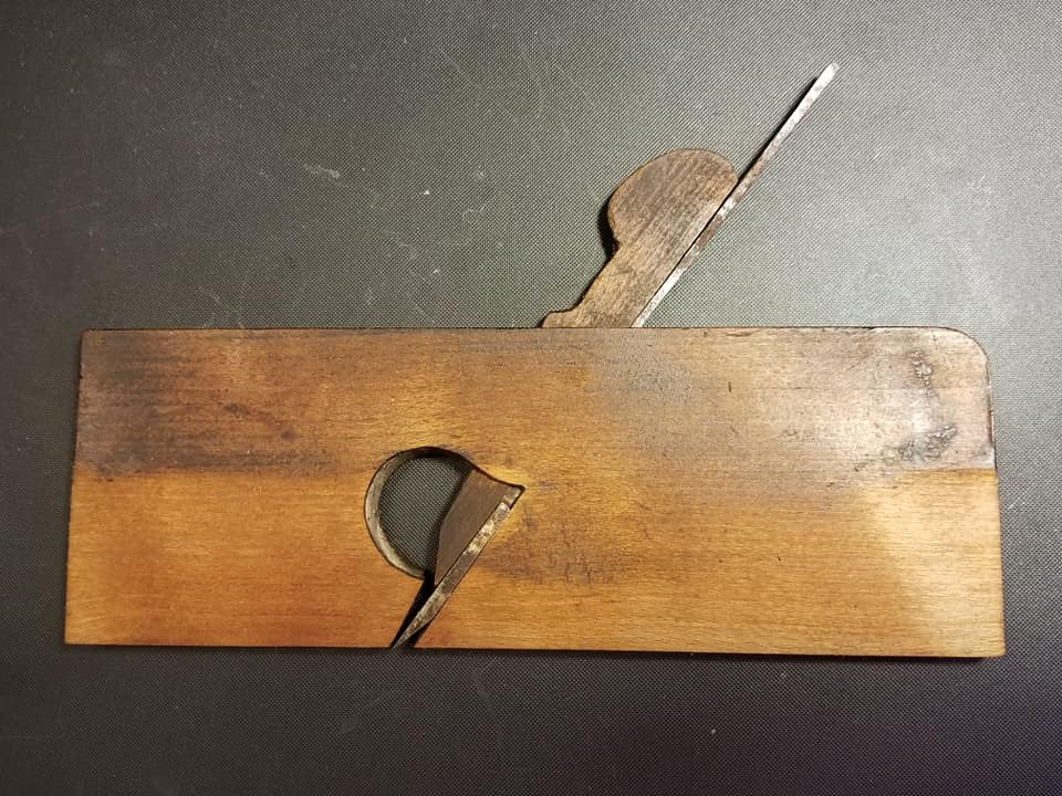3/8 inch Wide Rabbet Plane GOOD - 80930