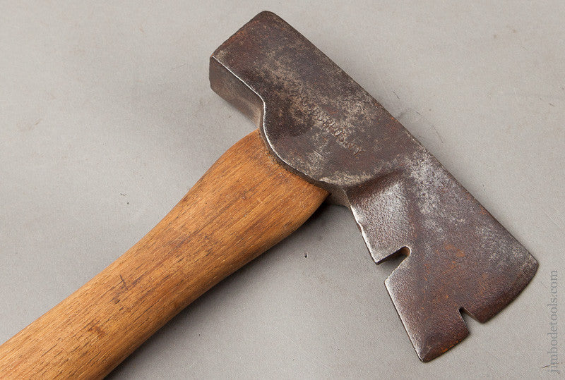 GERMANTOWN JACOBS BROS. N.Y. Lathing Hatchet