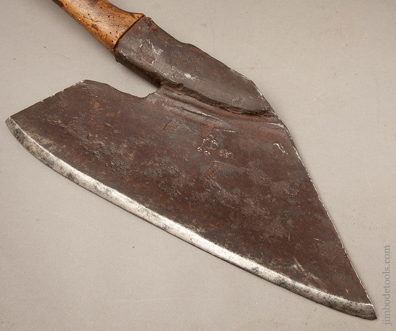 Fantastic Goosewing Axe!