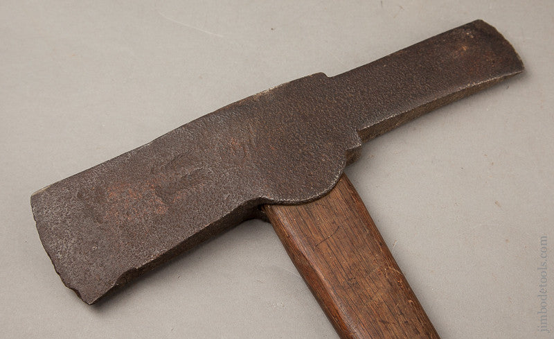 Early and Awesome! Double Bit Mortise Axe