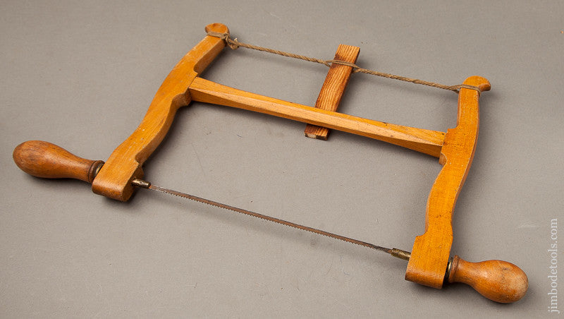 9 inch Bow Saw with Extra-Tight Frame