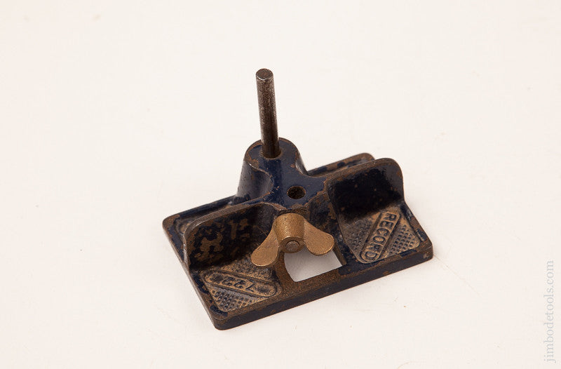 RECORD NO. 722 Miniature Router Plane