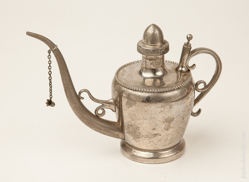 Ornate Oil Can by S. STERNAU & CO.