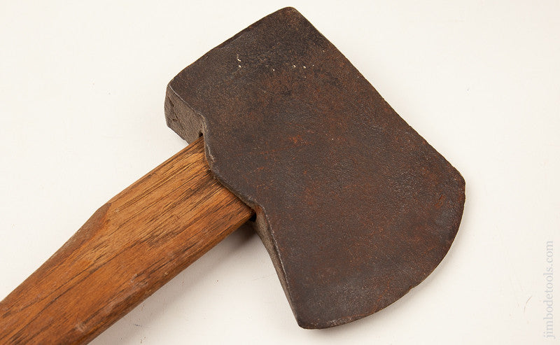 Felling Axe by H. MELLINGER WASHINGTON BORO/MNR PA circa 1825-88 - 69738R