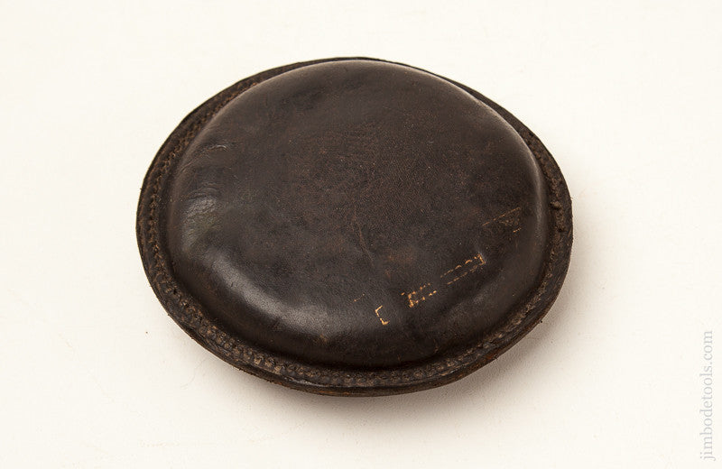 5 1/2 inch Engraver's Leather Pad